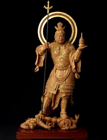 毘沙門天:仏像の見方、ご利益